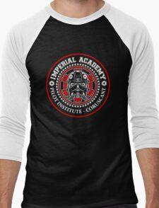 Pilot Institute Men's Baseball ¾ T-Shirt