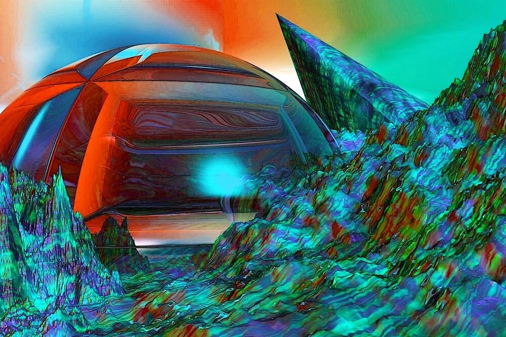 Colour your weekend by Benedikt Amrhein