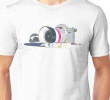 camera and brush Unisex T-Shirt