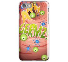 AAHHH!!! Germz! Case iPhone Case/Skin