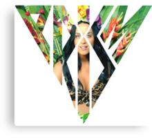 Katy Perry Roar Prism Canvas Print