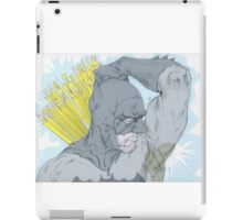 Jingle Bells, Batman Smells! iPad Case/Skin