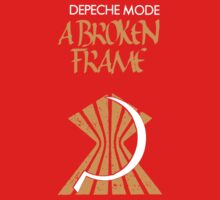 Depeche Mode : A Broken Frame Kids Clothes