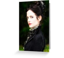Penny Dreadful: Vanessa Ives Greeting Card