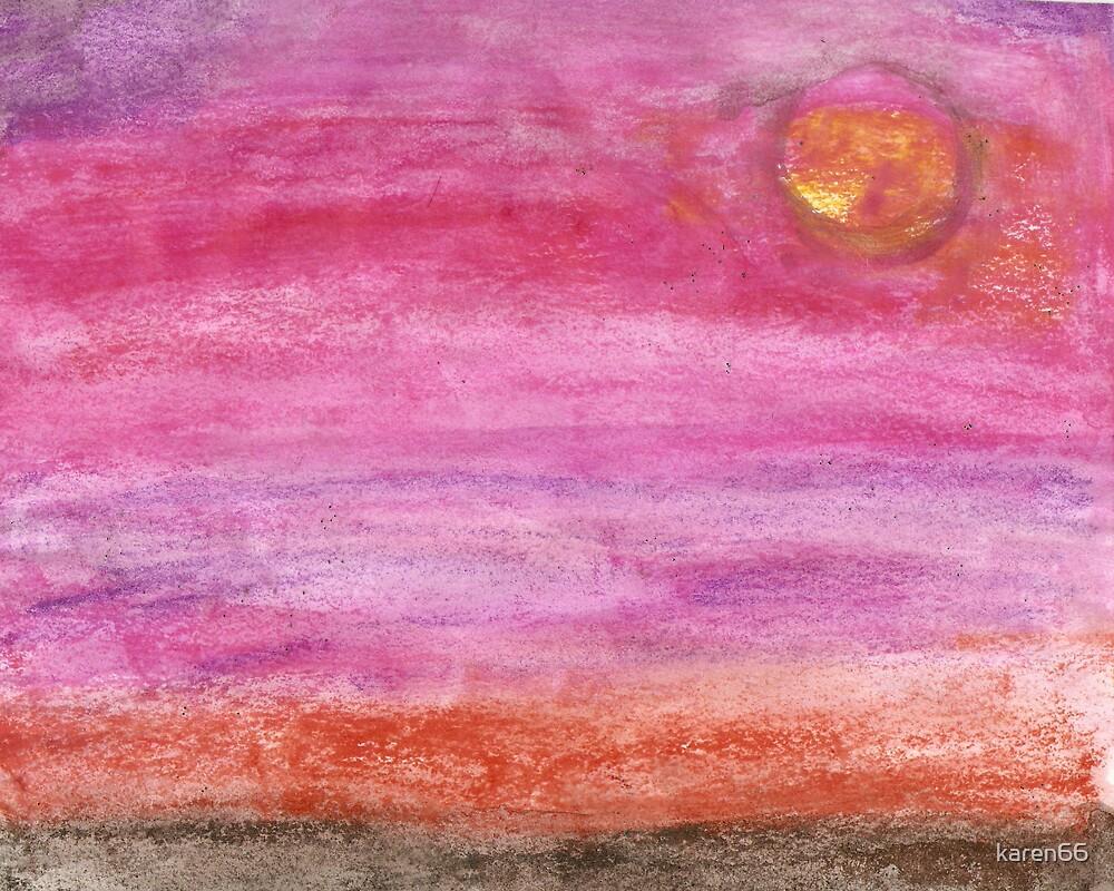 Sun Abstract by karen66