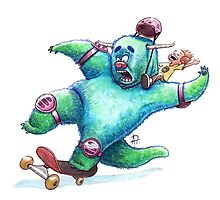 Skate time! by Alfonso Rosso
