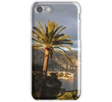 Villa Kerylos; view from House Effrussi iPhone Case/Skin