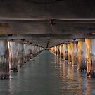 Under the boardwalk by Robyn Maynard