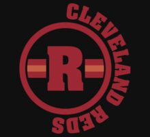 CLEVELAND - REDS One Piece - Long Sleeve