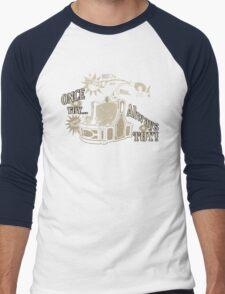 Always Mania Men's Baseball ¾ T-Shirt