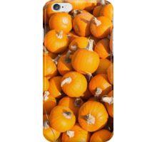 Little pumpkins iPhone Case/Skin