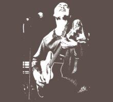 Guitarist by Zeevat Tuladhar