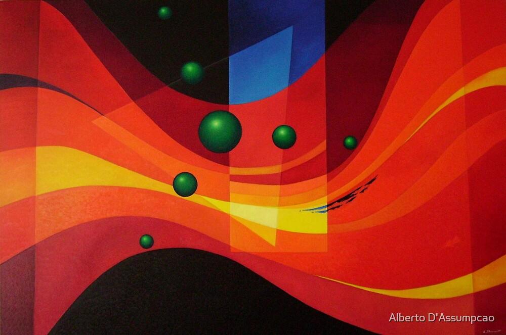 Metamorphosis #2 by Alberto D'Assumpcao