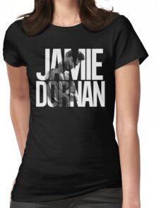 Jamie Dornan Womens Fitted T-Shirt