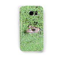 I'm Watching You Leopard Frog Samsung Galaxy Case/Skin