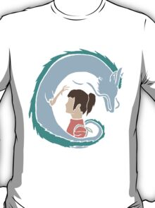Haku and Sen T-Shirt