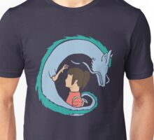 Haku and Sen Unisex T-Shirt