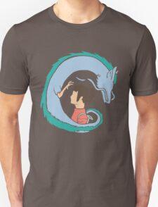Haku and Sen Unisex T-Shirt