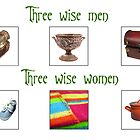 Three Wise Women by Cathie Tranent