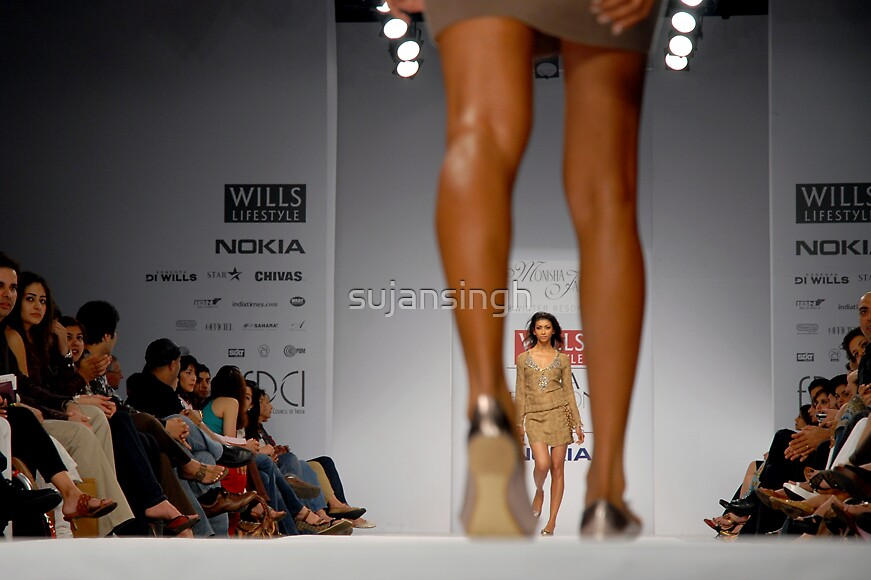 INDIA FASHION WEEK 2007 by sujansingh