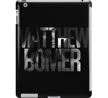 Matthew Bomer iPad Case/Skin