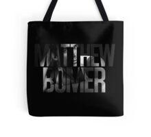 Matthew Bomer Tote Bag