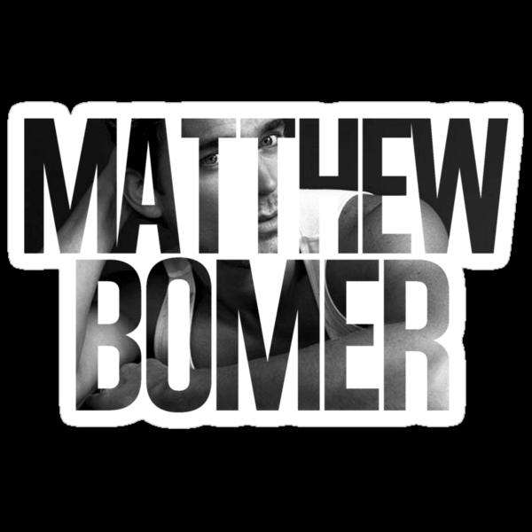 Matthew Bomer by hannahollywood