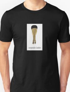 Corporate Ladder Unisex T-Shirt