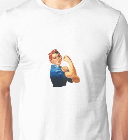 women power Unisex T-Shirt