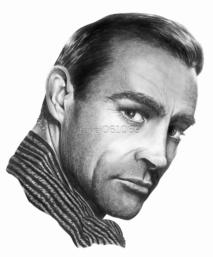 Sean Connery by stevej061069