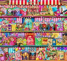 The Sweet Shoppe by Aimee Stewart