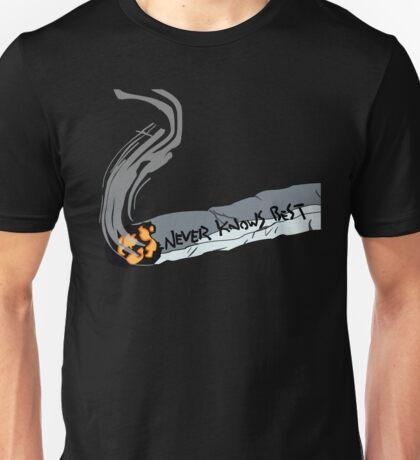 FLCL - Never Knows Best Cigarette 2 Unisex T-Shirt