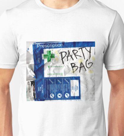 Party Bag Unisex T-Shirt