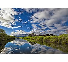 South Esk Reflections Photographic Print