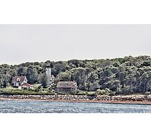 West Chop Lighthouse Photographic Print
