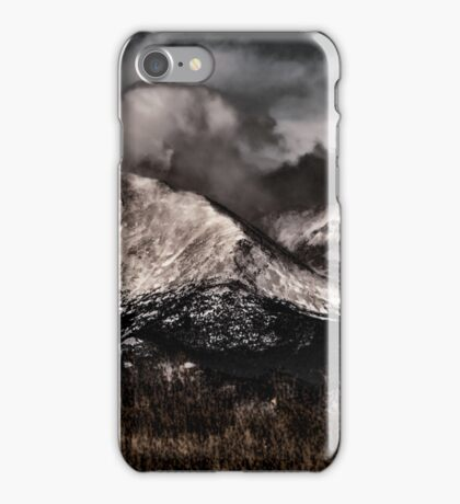 Twin Peaks And Madness iPhone Case/Skin
