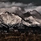 Twin Peaks And Madness by nikongreg