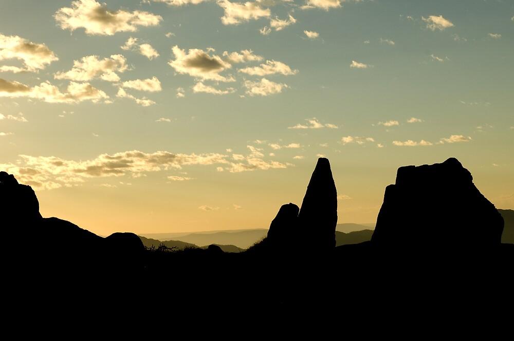Richard's Rock by Matthew James
