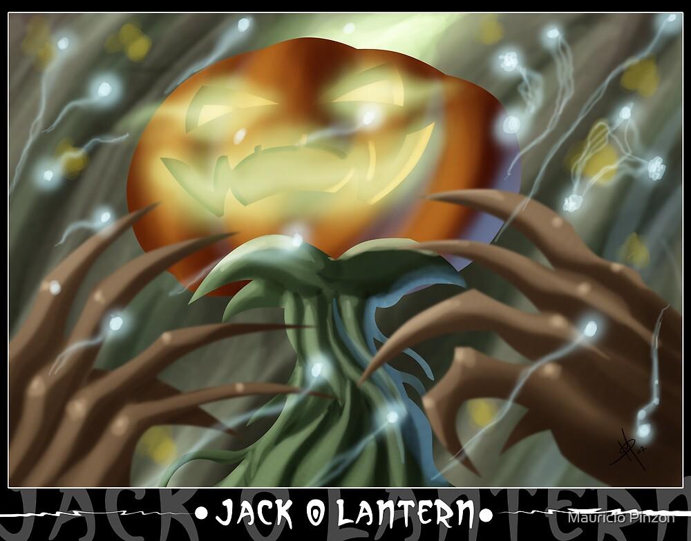 Jack-o Lantern by Mauricio Pinzon