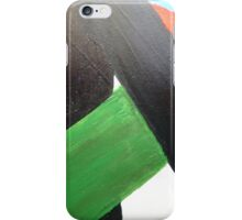 Across the Lines iPhone Case/Skin