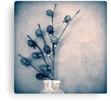 Sweet Blue Canvas Print