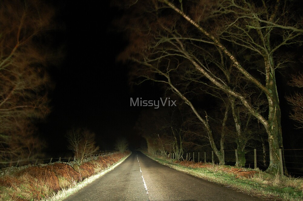 Road To Nowhere... by MissyVix