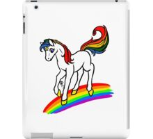 Rainbow Brite Starlite Horse iPad Case/Skin