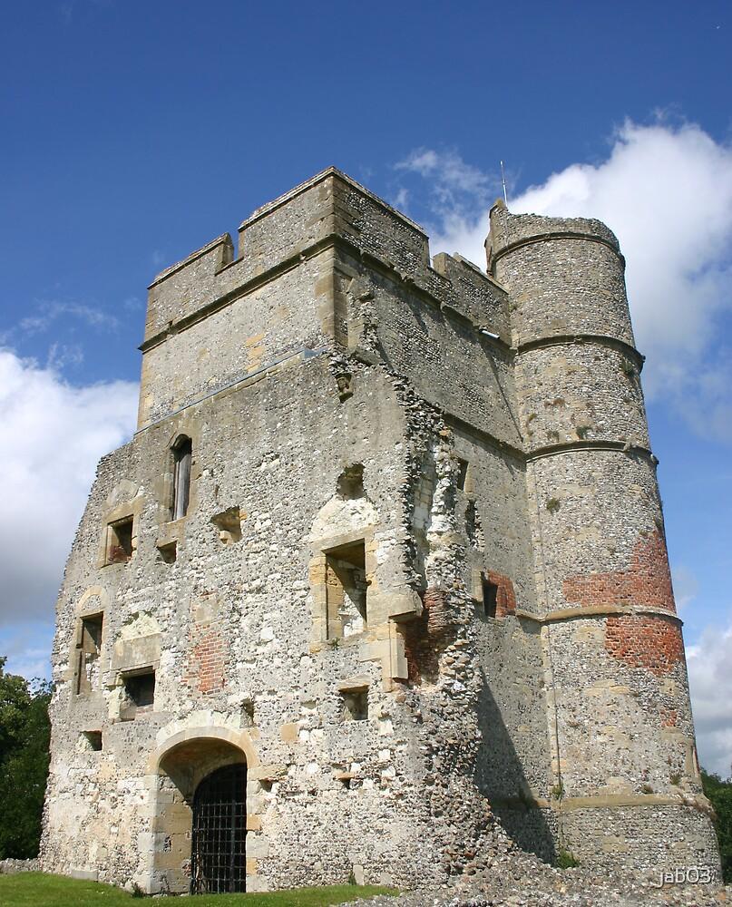 Donington Castle by jab03
