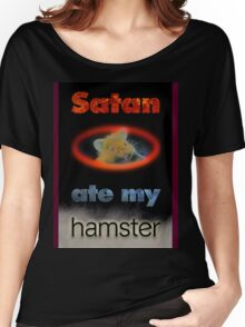 Satan's Hamster Women's Relaxed Fit T-Shirt