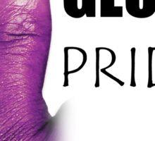 Glum Pride Sticker
