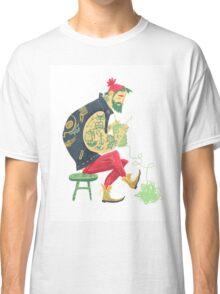 dude knits Classic T-Shirt