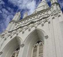 St Andrew Cathedral by BengLim