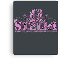 Stella C3 Canvas Print