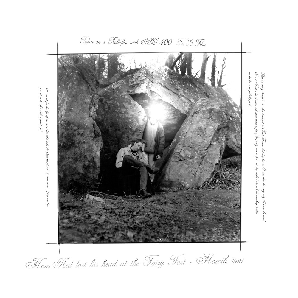 How Neal lost his Head at the Fairy Fort by Philip  Rogan